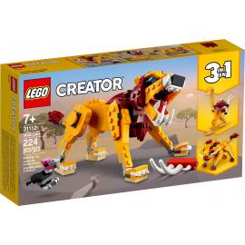 Leone selvatico - Lego...