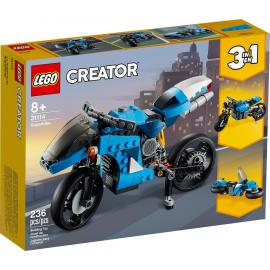 Superbike - Lego Creator 31114