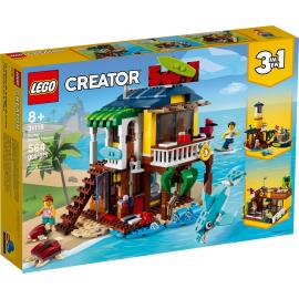 Surfer Beach House - Lego...