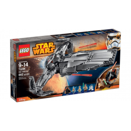 Sith infiltrator - Lego Star Wars 75096