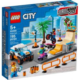 Skate Park - Lego City 60290