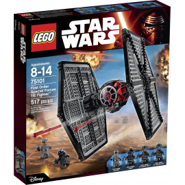 First Order Special Forces TIE fighter - Lego Star Wars 75101