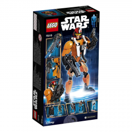 Poe Dameron - Lego Star Wars 75115