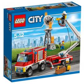 Camion dei vigili del fuoco - Lego City 60111