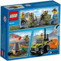 Starter set vulcano - Lego City 60120