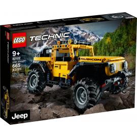 Jeep Wrangler - Lego...