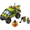 Camion delle esplorazioni vulcanico - Lego City 60121