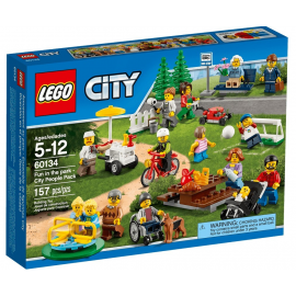 Divertimento al parco - Lego City 60134