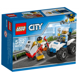 Arresto con il Fuoristrada - Lego City 60135