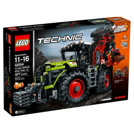 Claas Xerion 5000 Trac VC - Lego Technic 42054