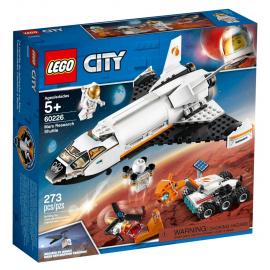 Shuttle di ricerca su Marte - Lego City 60226