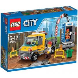 Camioncino da demolizione - Lego City 60073