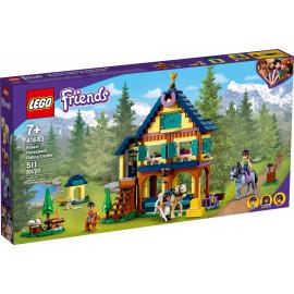 Il Centro equestre nel bosco - Lego Friends 41683