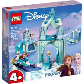 Il paese delle meraviglie ghiacciato di Anna ed Elsa - Lego Disney 43194