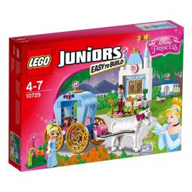 La carrozza della Principessa Disney Cenerentola - Lego Juniors 10729
