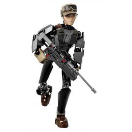 Sergente Jyn Erso - Lego Star Wars 75119