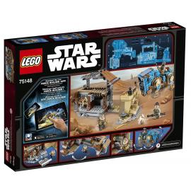 Incontro su Jakku - Lego Star Wars 75148