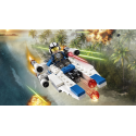 Microfighter U-Wing - Lego Star Wars 75160
