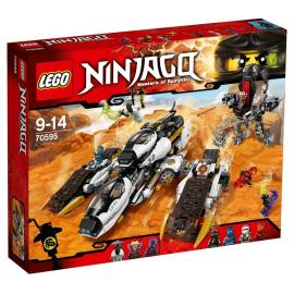 Raider ultra sonico - Lego Ninjago 70595