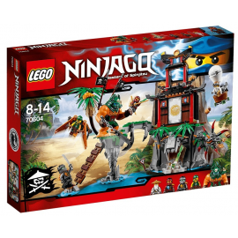 Isola di Tiger Widow - Lego Ninjago 70604