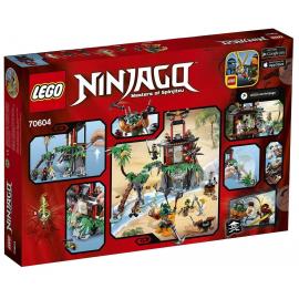 Isola di Tiger Widow - Lego Ninjago 70604