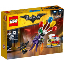The Joker: fuga con i palloni - Lego 70900