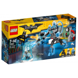 L'attacco congelante di Mr. Freeze™ - Lego 70901