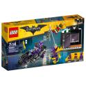 L'inseguimento sulla Catcycle di Catwoman™ - Lego 70902