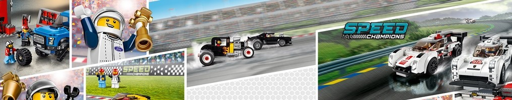 LEGO Speed Champions - MondoBrick.it