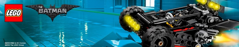 Lego Batman Movie - MondoBrick.it