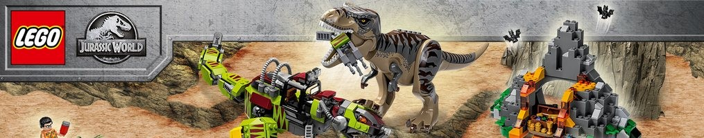 LEGO Jurassic World - MondoBrick.it