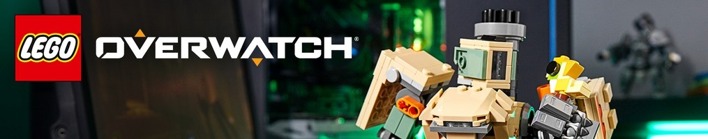 LEGO Overwatch - MondoBrick.it