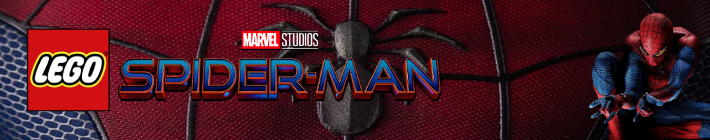Marvel Super Heroes Spiderman - MondoBrick.it